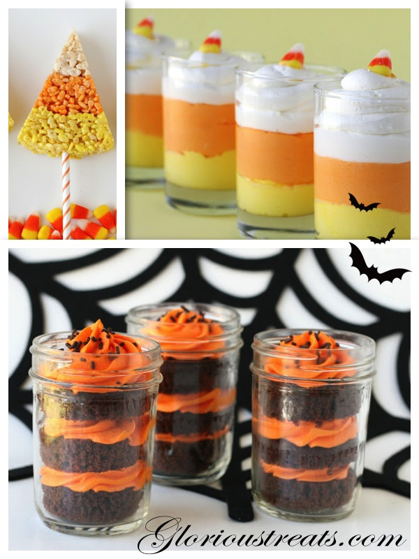 Halloween Desserts From Glorious Treats