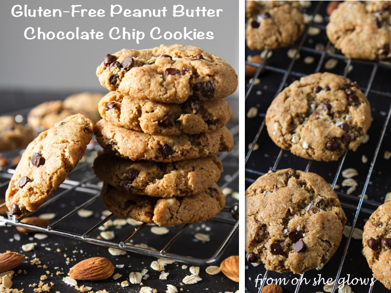 recipe: gluten free peanut butter chocolate chip cookies [22]